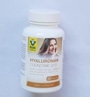Raab hüaluroon+Q10+tsink ja vitamiinid 60 kapslit