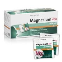 Magneesium 400 närimispulber, 60x2,1g / toidulisand SANCT BERNHARD
