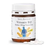 VITAMIIN B12 SUPRA 100 TABLETID, 240TK / TOIDULISAND