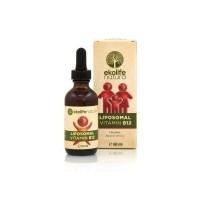 LIPOSOOMNE B12 VITAMIIN, 60ML / TOIDULISAND / EKOLIFE NATURAL