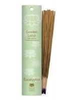 Golden Lotus eukalüpti viirukid 10tk