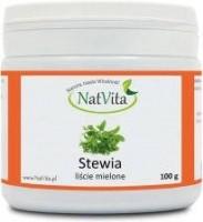 Stevia pulber, 100g