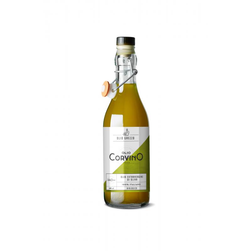 Itaalia külmpress filtreerimata oliiviõli, 500m/ Corvino