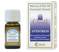 Sabatini eeterlik õli Antistress 10ml