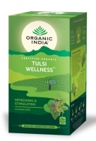 Organic India Tulsi Wellness 25 x 1,9g, öko