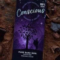 Conscious Tooršokolaad 100% 60g